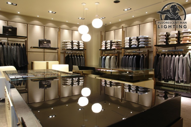 Effective Use of Lighting in Retail Spaces