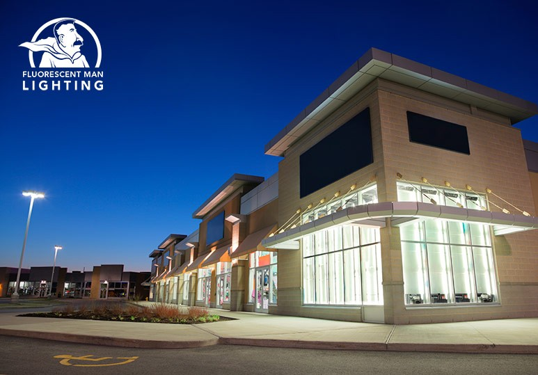 Why Your Store Needs Good Outdoor Lighting