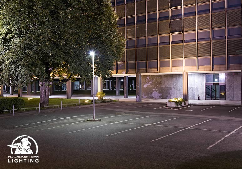 The Importance of Lighting In Parking Lots