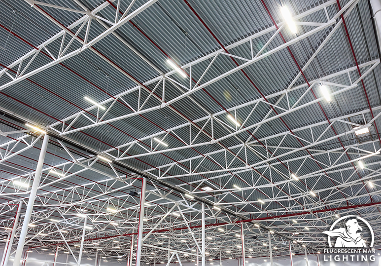 Fluorescent Man Lighting Warehouse Lighting  How to Buy The Right Lighting Parts For Your Warehouse