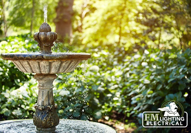 5 Things to Consider When Installing an Outdoor Fountain