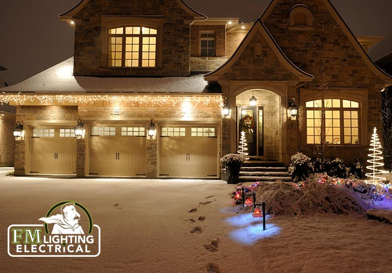 Residential LED lighting, electician Calgary