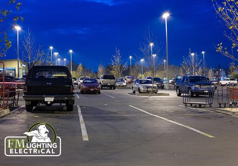 4 Reasons to Consider LED Parking Lot Lighting