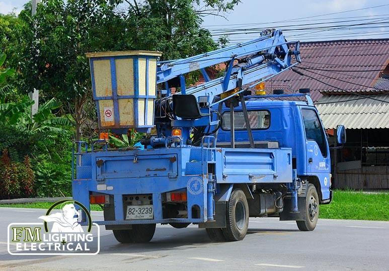 3 Reasons You Should Invest in Bucket Truck Services