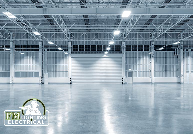 3 Things to Consider When Choosing Lighting For Your Warehouse