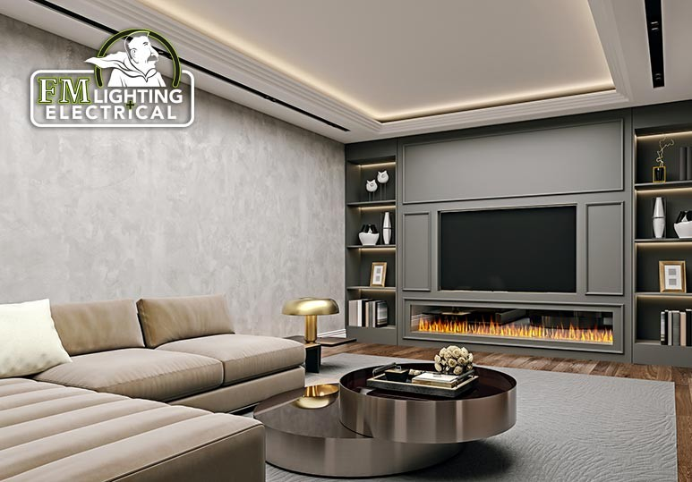 4 Interior Lighting Design Tips to Transform Your Basement