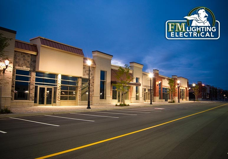 3 Commercial Benefits of Investing in Quality Parking Lot Lighting