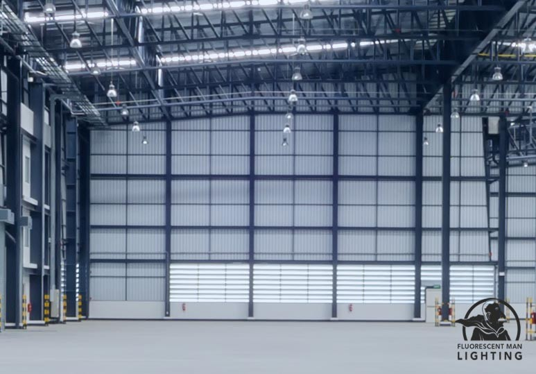 Calgary Warehouse Lighting LED