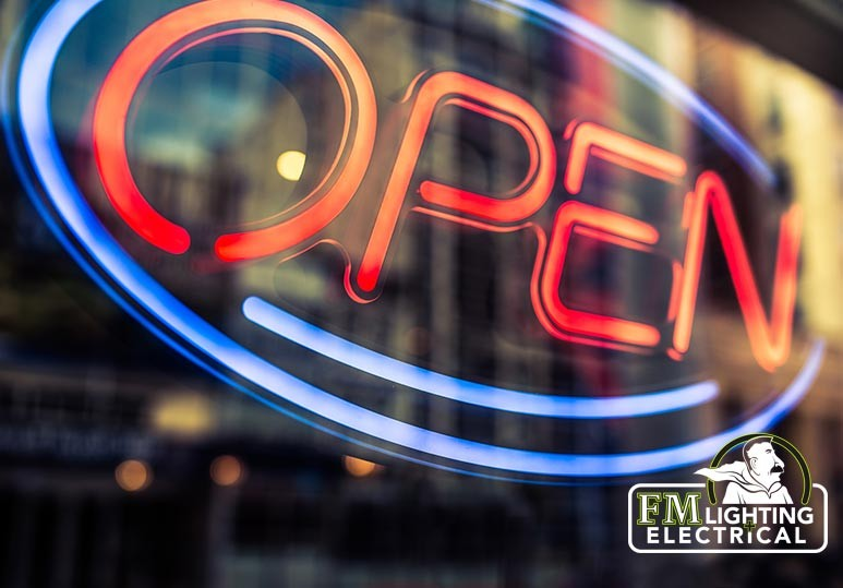 3 Ways to Take Care of Your Neon Sign