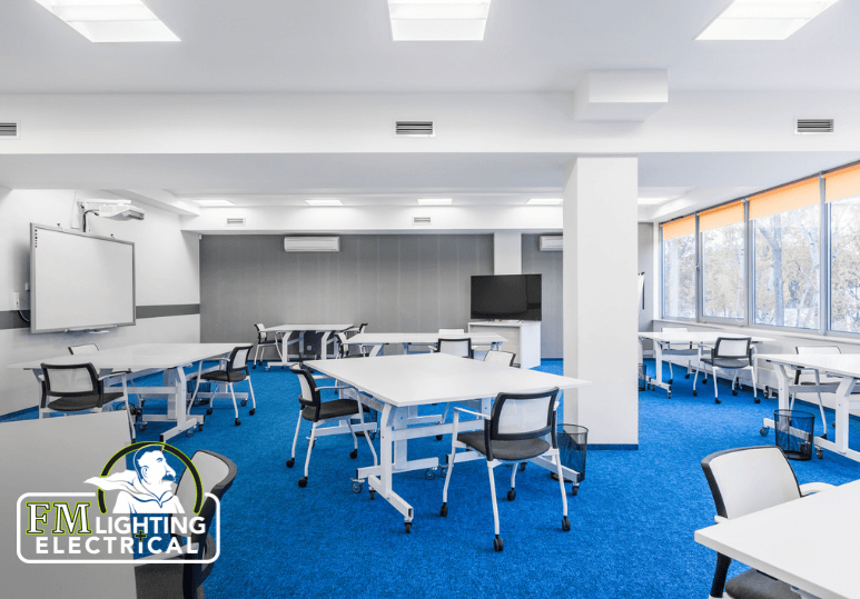 Benefits Of LED Lighting In Learning Environments