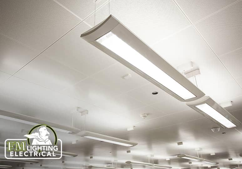 How To Convert Fluorescent Tube Lighting To LED Lighting