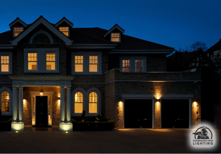 Calgary Exterior Lighting