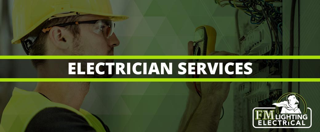 Calgary Electrician Services FM Lighting and Electric