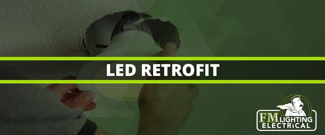 LED Retrofit Calgary FM Lighting and Electric
