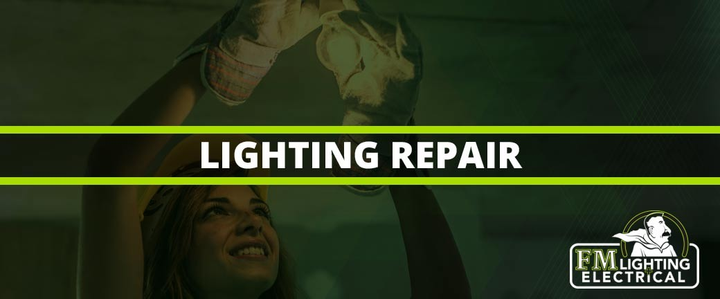 Lighting Repair Calgary