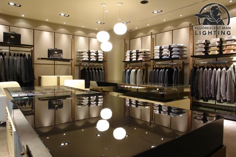 Retail Lighting Fixtures
