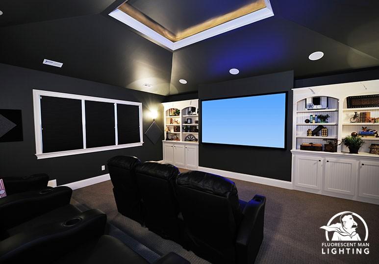 Professional‐home‐theatre‐installation