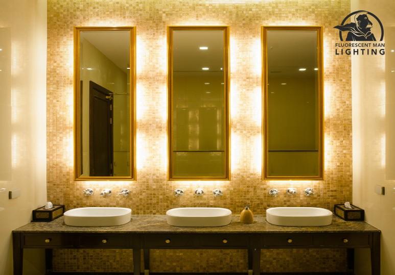 Calgary Bathroom Lighting Choosing Bathroom Lighting Correctly