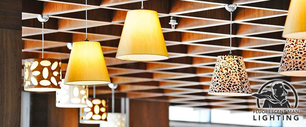 Interior lighting Calgary